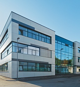 SZX Teilneubau Kaiser Franz J osef-Spital, Teilprojekt 1, Wien.
